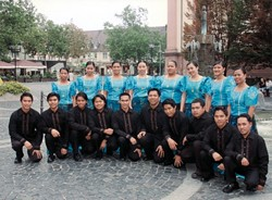 READY TO COMPETE :  The Imusicapella Chamber Choir from the Philippines. - PHOTO COURTESY OF IMUSICAPELLA CHAMBER CHOIR