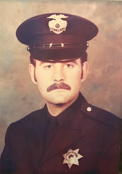 """LOS ALTOS P.D.:  """"[Back then] police were a big deal,"""" Bryn said. """"There was the whole thing with the riots and civil disobedience, and the police service was going through this huge transition."""" - ROB BRYN"""