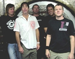 OLDIES BUT GOODIES :  Punks get old! But old or not, Guttermouth rules! See them April 25 at Downtown Brew. - PHOTO COURTESY OF GUTTERMOUTH