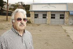 TURNING DREAMS INTO REALITY :  Franco DeCicco, the developer of the proposed Cayucos Del Mar project, said the project is part of his American dream. - PHOTO BY: STEVE E. MILLER