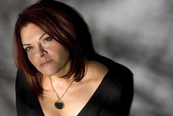 FLUSH WITH CASH :  Rosanne Cash, daughter of Johnny and step-daughter of June Carter Cash, plays the SLO PAC on May 6. - PHOTO COURTESY OF ROSANNE CASH