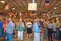 LOVE IT :  Hospice du Rhone is one of three major SLO County wine events that attracts visitors from around the world. - PHOTO COURTESY OF ERICK WAND AND HOSPICE DU RHONE
