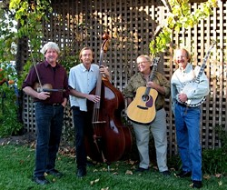 GOOD TIME MUSIC :  The New Five Cents bring their good time sounds to The Red Barn Community Music Series on Nov. 3. - PHOTO COURTESY OF THE NEW FIVE CENTS
