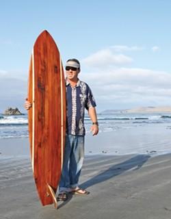 SURF FURNITURE : - PHOTO BY STEVE E. MILLER