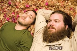 MOVIE GEEKS! :  Pinback, named after a character in John Carpenter's Dark Star, plays Feb. 19 at Downtown Brew. - PHOTO COURTESY OF PINBACK