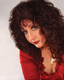 """HAIL MARIA FULL OF GRACE :  """"Midnight at the Oasis"""" singer-turned-blues-diva Maria Muldaur plays the Red Barn series on Sept. 16. - PHOTO COURTESY OF MARIS MULDAUR"""