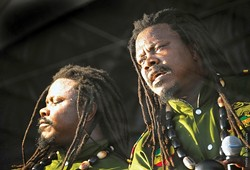 JAH IS GOOD AND SO IS LUCIANO :  Roots reggae artist Luciano makes a stop at the Graduate on March 30 as part of his Jah Is My Navigator tour. - PHOTO COURTESY OF LUCIANO