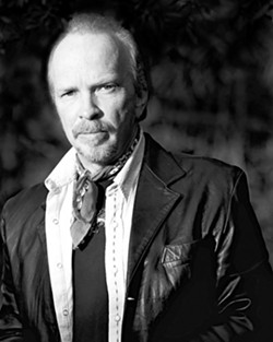 THE KING OF CALIFORNIA :  Dave Alvin comes to Downtown Brew on Oct. 3 to support his new album, West of West: Songs from California Songwriters Volume 1, which finds the singer-songwriter interpreting others songs. - PHOTO COURTESY OF DAVE ALVIN