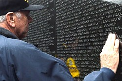 MOVING MOMENTS :  'Tour of Honor' introduces viewers to World War II, Korean War, and Vietnam War veterans and their emotion-filled trip to Washington, D.C. - PHOTO COURTESY OF SUPER IMAGE LTD