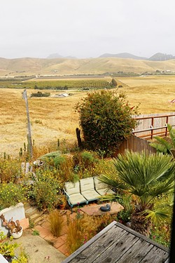 VIEW FROM ABOVE:  Residents living near the Righetti Ranch are worried about a potential new water treatment facility that the city of Morro Bay is considering building there. - PHOTO BY DYLAN HONEA-BAUMANN