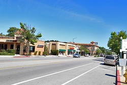 WANTED: VIBRANCY :  Downtown Atascadero is quietly becoming more vibrant and catching the attention of locals and SLO County passersby. - PHOTO BY DYLAN HONEA-BAUMANN