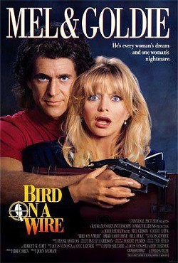 MASH UP:  1990's Bird on a Wire is an odd but enjoyable mix of romantic comedy and old-school late '80s acton. - PHOTO COURTESY OF UNIVERSAL PICTURES