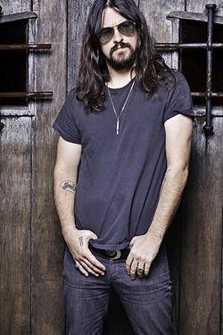 SONS OF GUNS:  Shooter Jennings (pictured) and Lukas Nelson, sons of Waylon and Willie, play an acoustic show on March 4 at the SLO Grange. - PHOTO COURTESY OF SHOOTER JENNINGS
