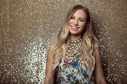 SUNSHINE:  Pop country sensation Olivia Lane plays Tooth & Nail Winery on March 26. - PHOTO COURTESY OF OLIVIA LANE