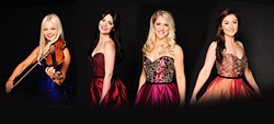 AUTHENIC IRELAND:  Celtic Woman brings their amazing show to the SLO-PAC on May 18. - PHOTO COURTESY OF CELTIC WOMAN
