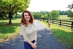 FACT, NOT FICTION:  The best-selling book, 'The Glass Castle,' is based on Jeannette Walls' nomadic childhood, spent shuffling from town to town in a family where money set aside for groceries could easily end up being pilfered by her parents for booze or art supplies. - PHOTO COURTESY OF JEANNETTE WALLS