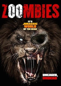 LET'S GO TO THE ZOO:  'Zoombies' features a cast of undead zoo animals with a hunger for human flesh and a relatively unknown but very talented cast. - PHOTO COURTESY OF THE ASYLUM