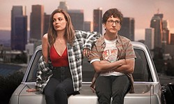 FALLING FOR YOU :  'Love' is serving up a whole lot of loveable quirkiness with the just perfect amount of discomfort. - PHOTO COURTESY OF NETFLIX