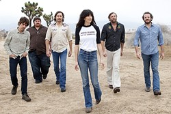 SEVENTIES POP REDUX:  Nicki Bluhm and the Gramblers bring their breezy, sundrenched Cali-pop sounds to Tooth & Nail on May 20. - PHOTO COURTESY OF NICKI BLUHM AND THE GRAMBLERS