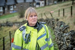 STRONG WOMAN:  Happy Valley, starring Sarah Lancashire as Sgt. Catherine Cawood, might be the best cop show you're not watching. - PHOTO COURTESY OF BBC