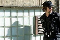 SON VOLT RETURNS? :  Son Volt frontman Jay Farrar will play songs from his former band's debut, Trace, in a trio setting at the Live Oak Music Festival on June 17. - PHOTO COURTESY OF JAY FARRAR