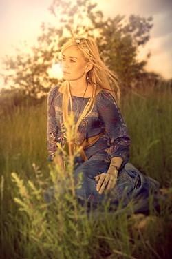 THE SWEDE:  Swedish Americana folk singer Sofia Talvik plays Last Stage West on March 1. - PHOTO BY JONAS WESTIN