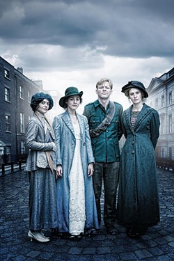 REBELS WITH A CAUSE:  'Rebellion' is a historical drama set during Ireland's 1916 Easter uprising. - PHOTO COURTESY OF SUNDANCE CHANNEL