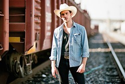 URBAN COWBOY:  Los Angeles based Cal Poly alum Sam Outlaw brings his dusty SoCal country to a Good Medicine Presents show at Tooth and Nail Winery this Dec. 15. - PHOTO COURTESY OF GOOD MEDICINE PRESENTS