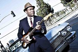 LEGEND:  Blues master Robert Cray plays the Fremont Theater on March 10, delivering his blistering blues guitar and soulful vocals. - PHOTO COURTESY OF ROBERT CRAY