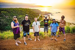 PEACE, LOVE, AND UNITY:  Socially conscious reggae act Fortunate Youth plays SLO Brew on March 23. - PHOTO COURTESY OF FORTUNATE YOUTH