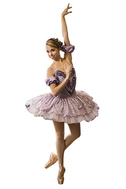 HOLIDAY MAGIC :  Michelle Lemburg starred as the Sugar Plum Fairy in this year's production of Civic Ballet San Luis Obispo's 'The Nutcracker.' - PHOTO COURTESY OF BARRY GOYETTE