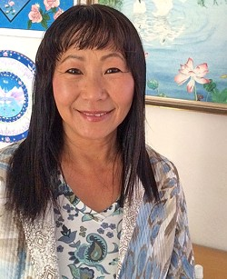SEARCHING WITHIN:  While always self-aware, Mary Angella Ming says her spiritual journey to find truth began as a teenager. - PHOTO COURTESY OF MARY ANGELLA MING