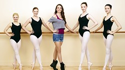 JUST DANCE:  Despite having a following, Amy Sherman-Palladino's show Bunheads only lasted one season that spanned from 2012 to 2013. - PHOTO COURTESY OF FREE FORM