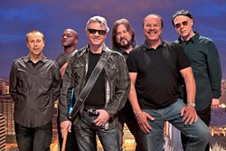 FLY LIKE AN EAGLE:  The Steve Miller Band brings their classic rock sounds to the Vina Robles Amphitheatre on Aug. 14. - PHOTO COURTESY OF THE STEVE MILLER BAND