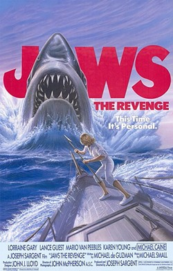 SWIMMING WITH SHARKS:  'Jaws: The Revenge' is a disappointing end to the franchise but still shows some promise. - PHOTO COURTESY OF UNIVERSAL PICTURES