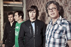 LOUD AS FOLK:  The Old 97's bring their alt-country sounds to the Fremont Theater on March 25, brought to you by Numbskull and Good Medicine Presents. - PHOTO BY PAUL MOORE