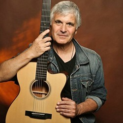 MUSICAL:  Laurence Juber picked up a guitar at the age of 11 and hasn't set it down since. - PHOTO COURTESY OF MICHAEL LAMONT