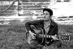 STRINGS AND SINGS :  On Aug. 11, Good Medicine Presents and Numbskull host Gregory Alan Isakov and the Ghost Orchestra at the Fremont Theatre. - PHOTO COURTESY OF GREGORY ALAN ISAKOV
