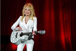 THIS IS WHAT 70 LOOKS LIKE!:  The amazing Dolly Parton plays Vina Robles Amphitheater on Sept. 28, proving 70 is the new 40! - PHOTO COURTESY OF DOLLY PARTON
