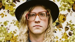 BLUE-EYED SOUL:  Allen Stone brings his amazing songs and soulful vocal style to Castoro Cellars on Aug. 7. - PHOTO BY LONNIE WEBB