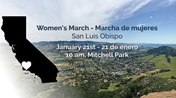 """COMMUNITY:  Overwhelmed with the amount of support for the local Women's March, event organizer Dawn Addis is excited to see """"people from different walks of life"""" come together for the cause. - PHOTO COURTESY OF DAWN ADDIS"""