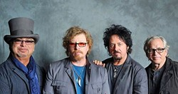 CRY OUT:  Prog-rock icons Toto bring four decades of togetherness to Vina Robles on Sept. 11. - PHOTO COURTESY OF TOTO