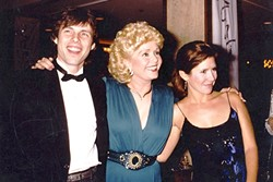 FAMILY:  Through divorces and struggles with drugs and depression, Todd Fisher, Debbie Reynolds, and Carrie Fisher remained a tight-knit family. - PHOTO COURTESY OF TODD FISHER