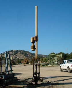 FIRE SALE! :  Freeport-MacMoRan Oil and Gas is selling off its onshore assets, including the Price Canyon oil field, in a $592 million deal. - PHOTO COURTESY OF SLO COUNTY