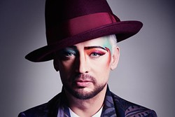 KARMA CHAMELEON :  Eighties pop icon Boy George and Culture Club plays Vina Robles Amphitheatre on Aug. 20. - PHOTO COURTESY OF BOY GEORGE
