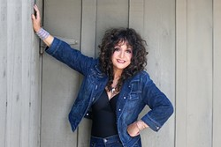 MIDNIGHT AT THE OASIS :  Blues, gospel, jazz, and R&B singer Maria Muldaur plays the Red Barn on Sept. 3. - MIDNIGHT AT THE OASIS