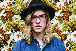 BLUE-EYED SOUL:  Incredible R&B singer Allen Stone comes to SLO Brew on Sept. 29. - PHOTO COURTESY OF ALLEN STONE