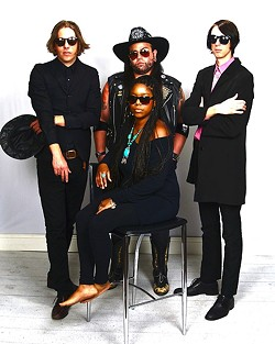TALENT TO BURN:  The amazing alt-soul and rock act The Monroe plays Oct. 7, at Templeton's Barrelhouse Brewing. - PHOTO COURTESY OF THE MONROE
