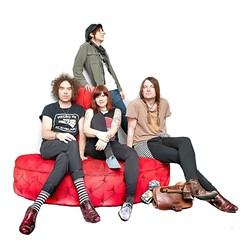 MORE THAN 15 MINUTES:  The Dandy Warhols, now in their 22nd year, play Dec.14 at the Fremont Theater. - PHOTO COURTESY OF THE DANDY WARHOLS