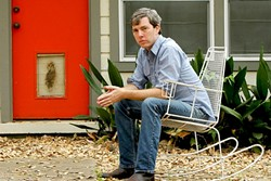 SMOG:  Singer-songwriter Bill Callahan, who's also recorded under the name Smog, plays the SLO Guild Hall on Feb. 17, as part of a Poetry Church event. - PHOTO COURTESY OF BILL CALLAHAN